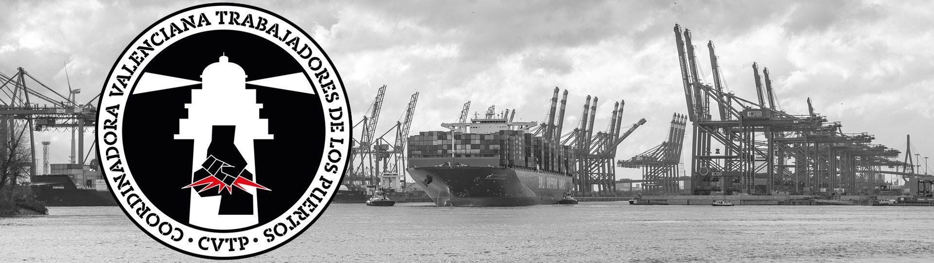 CVTP_Coordinadora Valenciana de Trabajadores de los Puertos